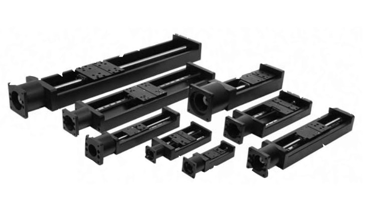 DL Series Ball Screw Linear Actuators