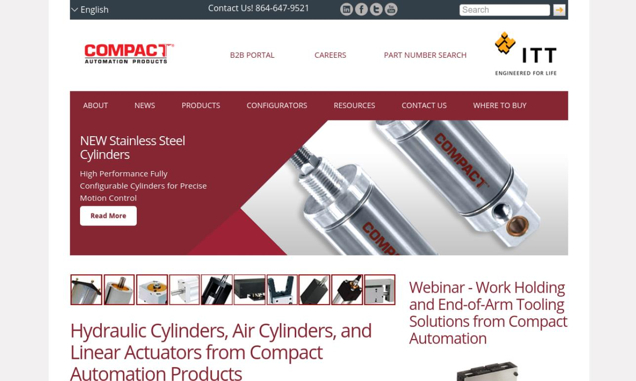 Compact® Automation Products