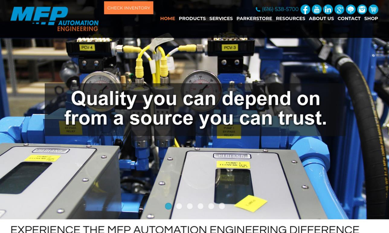 MFP Automation Engineering