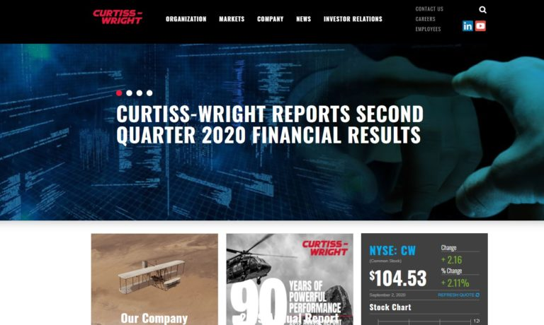 Curtiss-Wright Controls Electronic Systems